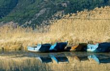 瀘沽湖風景