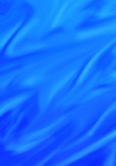 藍色絲綢底紋背景