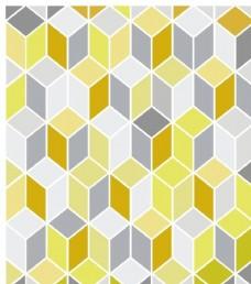 几何拼色图案