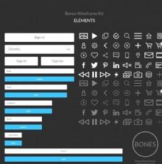 網站元素設計