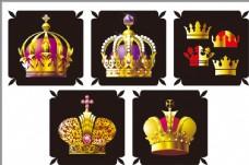 皇冠 王冠 金色皇冠