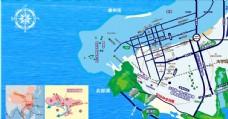 北海区域图