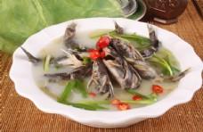 清炖汉江小鱼