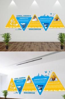 企业背景墙 企业文化海报 企业