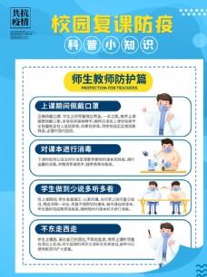 校园预防新型冠状病毒宣传公益系