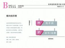 宠物医院VI 粉色 指示牌
