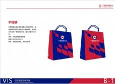 教育VI系统 VI 设计手提袋