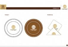 中式餐厅 VI VI设计 盘子