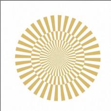 圆形花纹 底纹图案