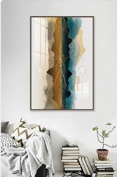 北欧风简约抽象艺术装饰画