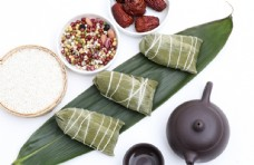 传统美食粽子