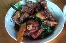 家常菜腊肉