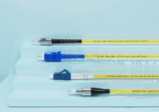 光纤跳线3D设计图