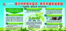地球日 湿地日 保护湿地 绿色