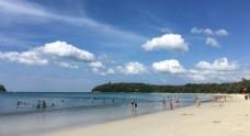 普吉岛沙滩海岸
