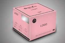 粉色 蛋糕盒 时尚 PINK