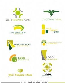 多款logo图形logo设计