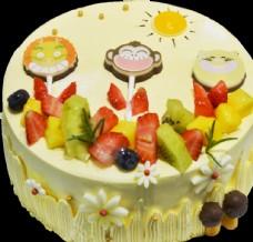 儿童节蛋糕