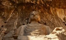 洛阳石窟雕塑