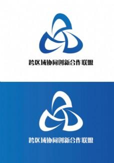 联盟科技标识设计