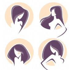 女性logo