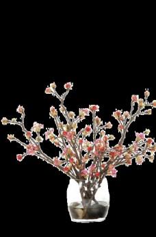 免抠背景花草树木