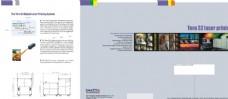 激光印相机折页