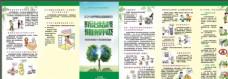 防治结核病三折页