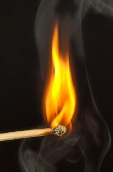 火彩火光夜色灯火背景素材