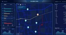 数据可视化环卫检测管理系统