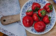 草莓浆果莓果果汁