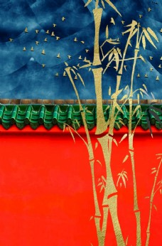 中国风装饰画