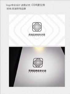 时尚高端品牌logo设计