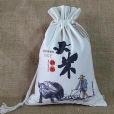 大米布袋包装