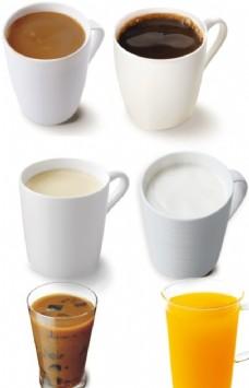 牛奶 豆浆 咖啡