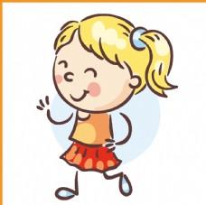 矢量儿童插画