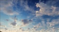 4K級別的天空景色視頻素材