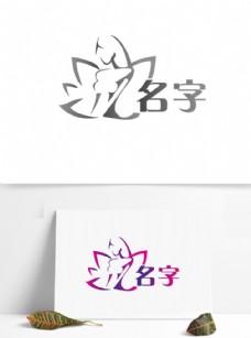 内衣 服装 logo