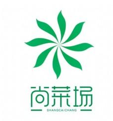 尚菜场logo设计