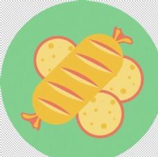 食物图标 美食图标 饮料图标