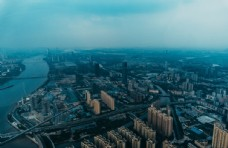城市建筑大楼商务文艺背景素材