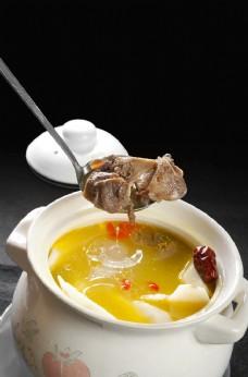 山药炖丸子 美食 传统美食 餐