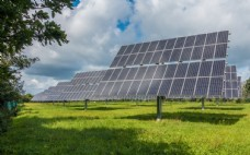 太阳能 光伏光伏发电 光伏面板