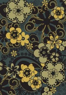 花卉背景纹理