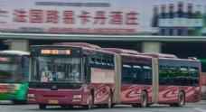 赣州公交22米双铰链式客车