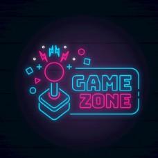 电子竞技电玩游戏logo设计