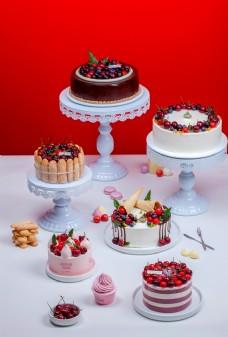 蛋糕 摄影