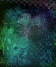 抽象花纹背景