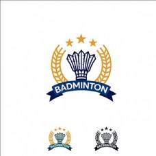 羽毛球俱乐部会徽