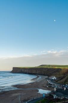英国海岸风景